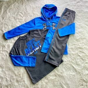 Under Armour 3 piece Matching Set